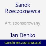 Sanok, rzeczoznawca, Jan Denko