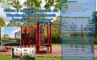 """II edycja programu dla Wspólnot Mieszkaniowych """"Ustrzyckie podwórka"""""""